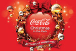 Coca-Cola Christmas In The Park 2014