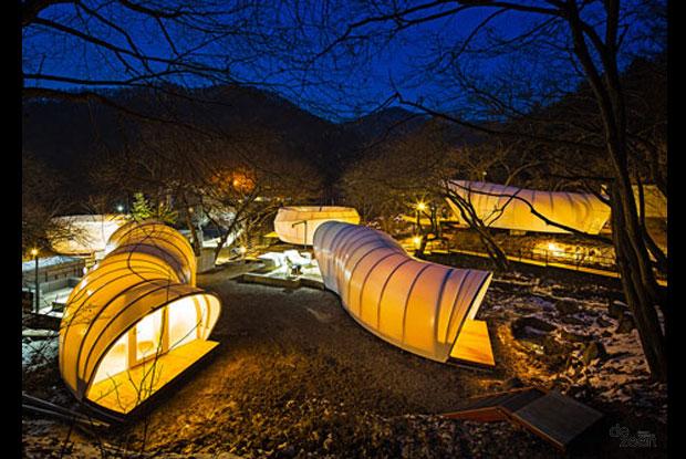 Long tents