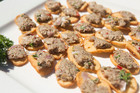 Sardine Crostini by Flora and Jasmine from The Great Food Race