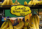 Looks like Bananas are not as common as we think
