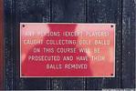 Golf Course Antics