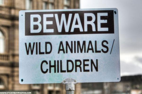 Children gone Wild