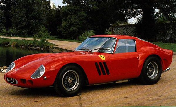 Ralph Lauren- 1962 Ferrari 250GTO $US15million (thebillionaireshop.com)