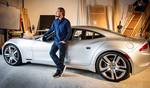 Leonardo Di Caprio- Fisker Karma EV Speedster (topgear.com)