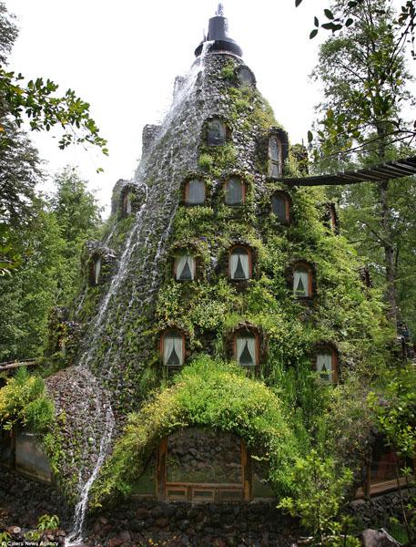 Montaña Mágica Lodge, Chile