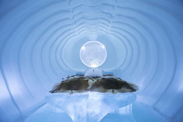 Icehotel, Jukkasjärvi, Sweden