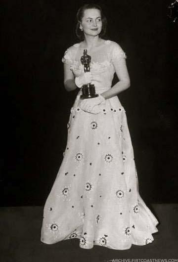 Olivia De Havilland 1950