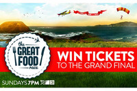 Competition:Win Tickets to the Grand Final of The Great Food Race!