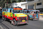 Jeepneys are as synonymous with the Phillipines as the tuk-tuks are with Thailand!