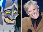 Gary Busey is Hades from Hercules