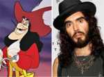 Russell Brand is Hook