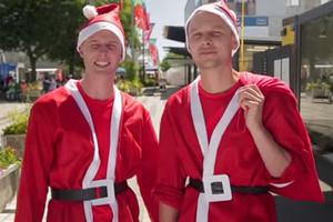 Secret Santas
