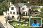 #8 Mario Ballotelli $5 Million