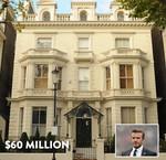 #1 David Beckham - $60 Million (Photo credit: ZTimages.com, PacificCoastNews)