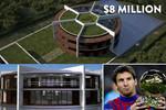 #4 Lionel Messi - $8 Million