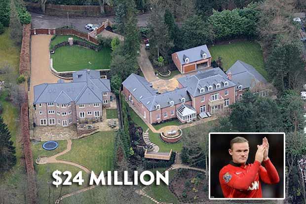 #3 Wayne Rooney - $24 Million
