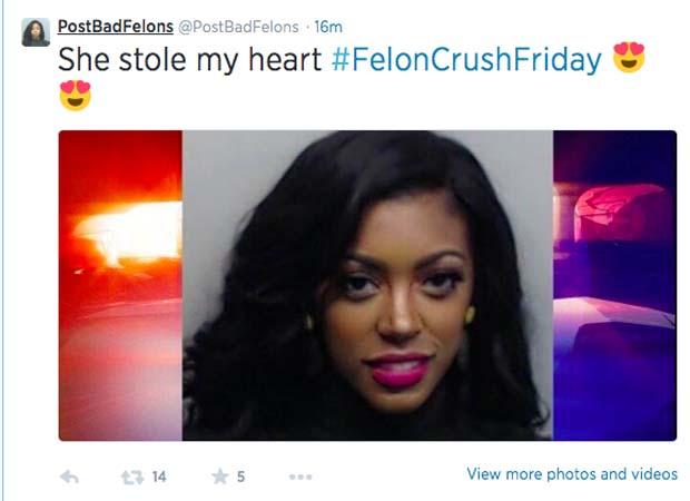 #FelonCrushFriday