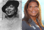 Queen Latifah and Zora Neale Hurston