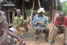 Cocoa workers taste chocolate for the very first time