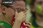 Crying Kid Brazil vs Germany