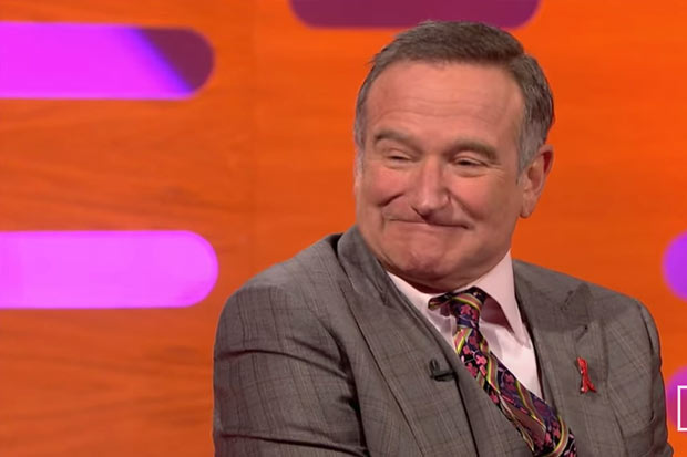 Robin Williams On The Graham Norton Show