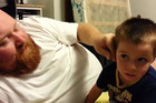 Little Boy Devastated When Dad Steals His Ear