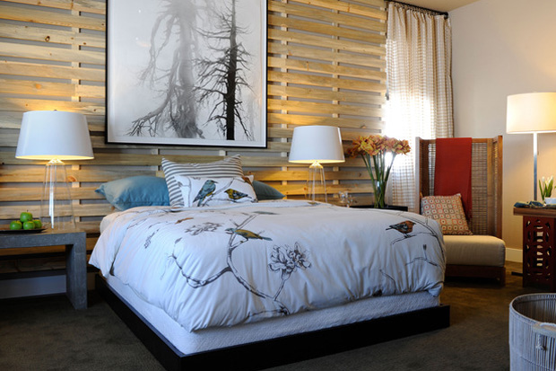 Tip 2: Declutter your room by selling things you don't need, then buy a tree or a few plants for a fresh feel!