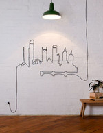 Turn your cables into a city scape!