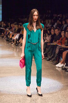 Andrea Moore Runway Show at New Zealand Fashion Week 2014 – Autumn/Winter 2014 collection