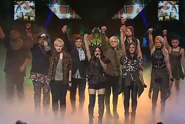 The X Factor Australia Season 6 Ep 20