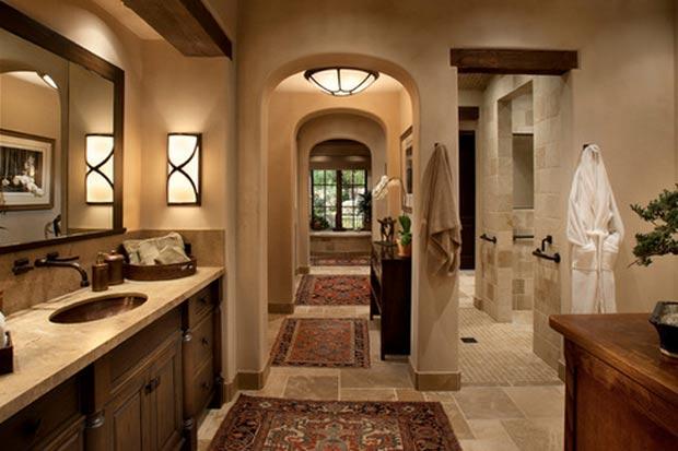 Just how huge is this bathroom?