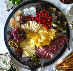 Tip #8 Serve shared appetizers in the middle of the table to encourage your guests to get to know one another better