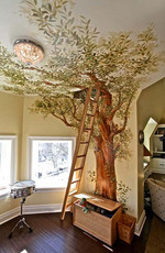 Secret Treehouse Play Room