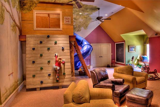 Adventure Treehouse Room!