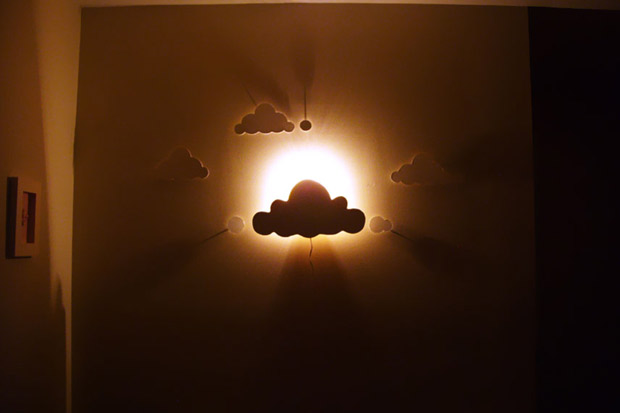 What a comforting night light for a child's bedroom!