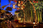 Everything's better with pretty lights - string some up for an enchanting atmosphere