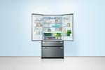 Haier French Door Refrigerator'