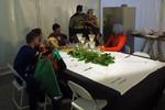 Meeting of the Superheroes