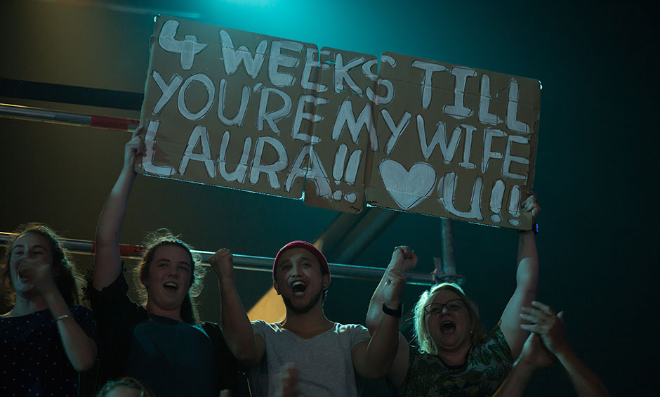 Laura's got some trusted fans