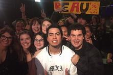The winner Beau