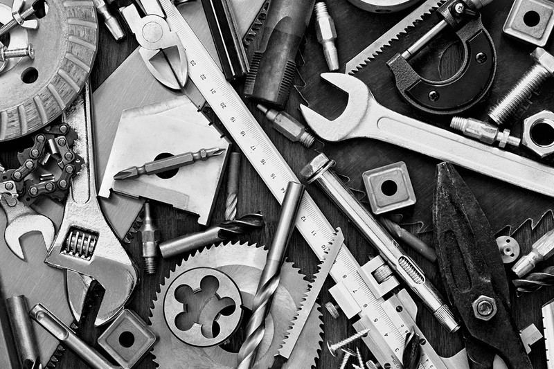 Can you ACTUALLY name these 17 tools?