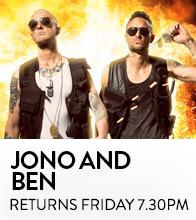 Jono and Ben