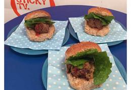 Meatball Burgers!