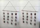 Hanging Photo Collage!