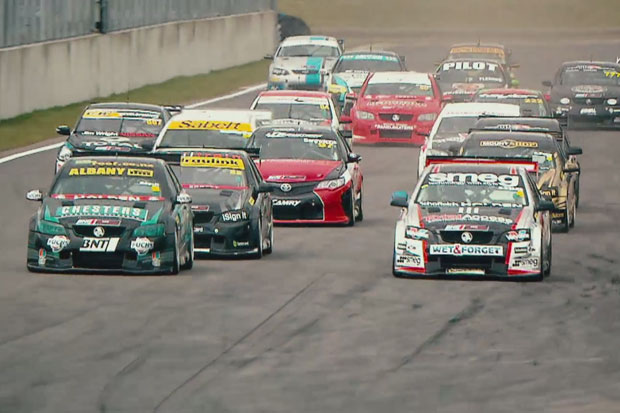BNT NZ Touring Cars Teretonga Round 5