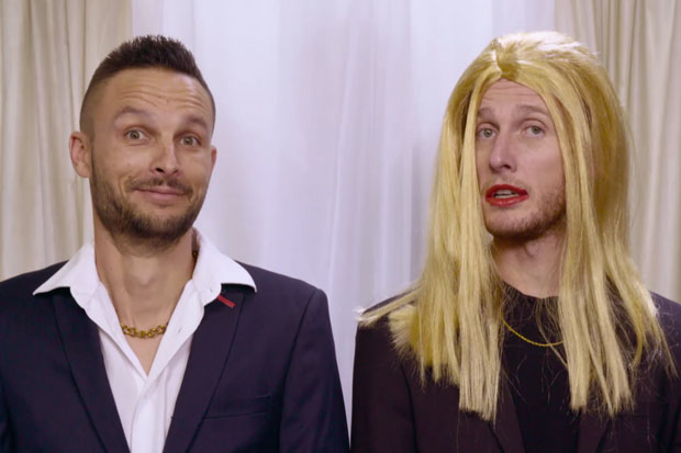 Watch Season 5 Ep 10 of Jono and Ben
