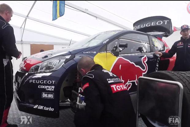 2016 FIA World Rallycross Championship - Round 1: Portugal