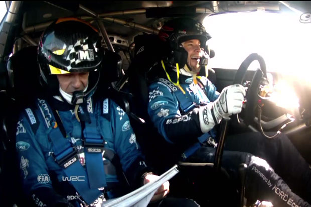 World Rally Championship - Round 4: Rally Argentina