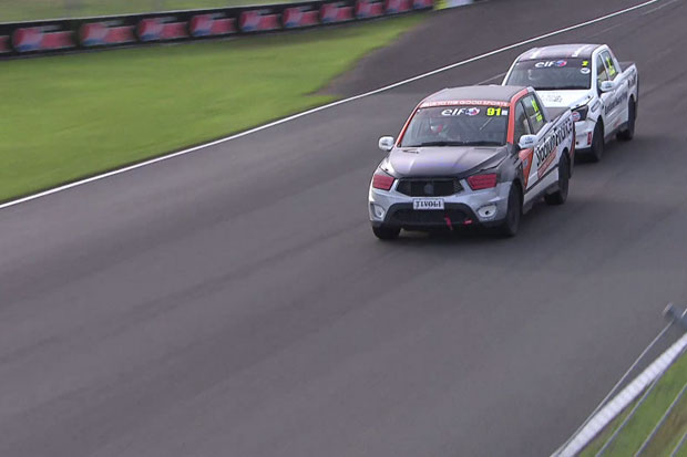 SsangYong Actyon Racing Series - Round 7