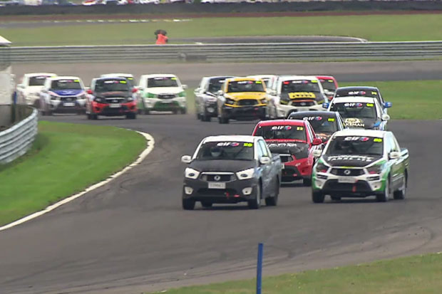 SsangYong Actyon Racing Series  Round 6